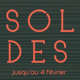 SOLDES HIVER 2020