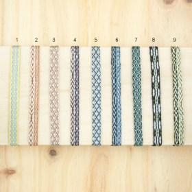 Bracelets 80 fils faits main fins | Carte - Un pour toi - Un pour moi - Toujours ensemble
