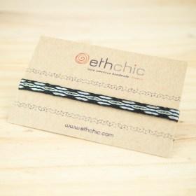 Bracelets 80 fils faits main solides | Pava REV : Dorés - Marrons - Gris - Noirs