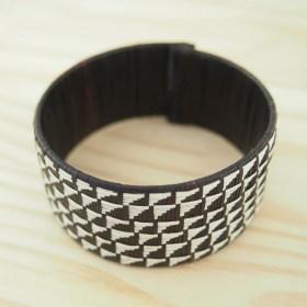Bracelet fibre naturelle FUMAREL 25G éthique fait main