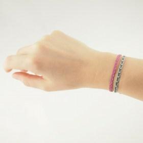 Bracelets Telar 40 fils PAVA Fuego faits main