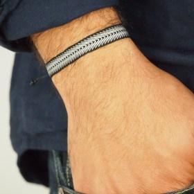 Bracelets Telar 120 fils PAVA AIRE faits main