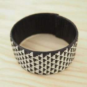Bracelet fibre naturelle FUMAREL 25J  éthique fait main